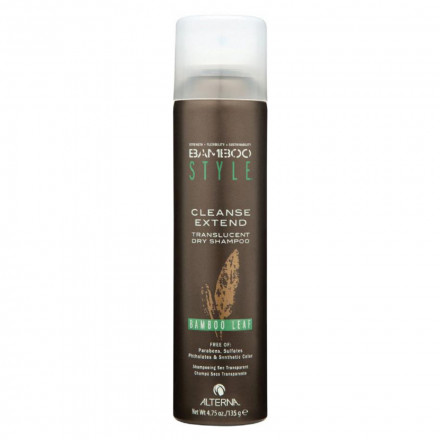 Alterna Bamboo Style Cleanse Extend Translucent Dry Shampoo Bamboo Leaf 135 g