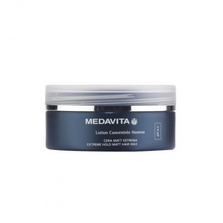 Medavita Lotion Concentree Homme Extreme Hold Matt Hair Wax 100 ml