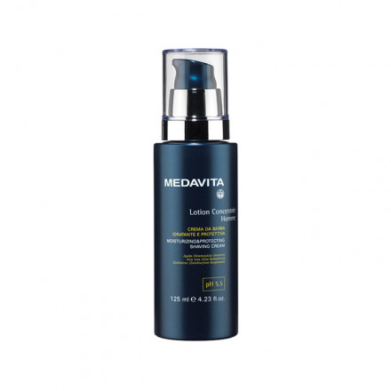Medavita Lotion Concentree Homme Moisturizing & Protecting Shaving Cream 125 ml