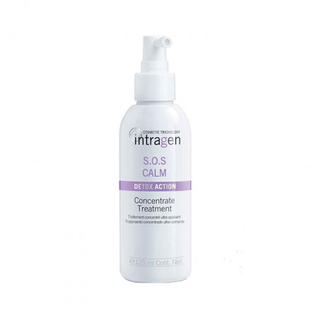 Intragen Cosmetic Trichology S.O.S Calm Concentrate Treatment 125 ml