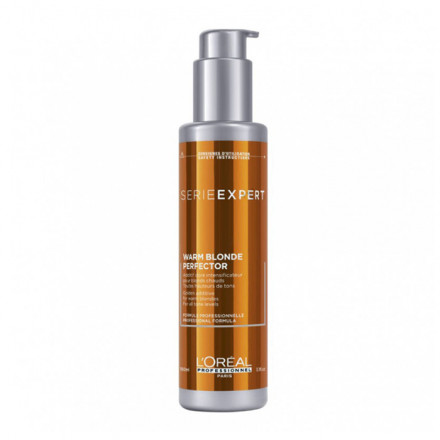 L'Oreal Serie Expert Warm Blonde Perfector 150 ml