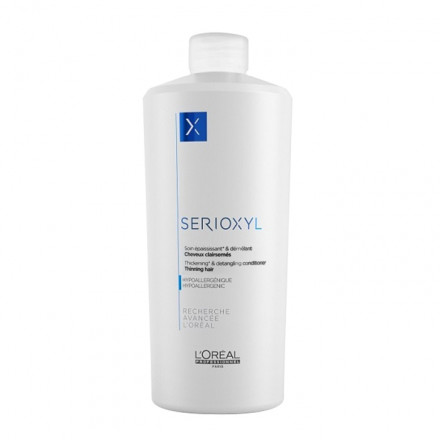 L'Oreal Serioxyl Thickening & Detangling Conditioner Thinning Hair 1000 ml