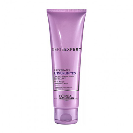 L'Oreal Serie Expert Liss Unlimited Prokeratin Smoothing Cream 150 ml