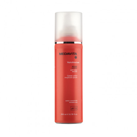 Medavita Hairchitecture Soft Hold Mousse 200 ml