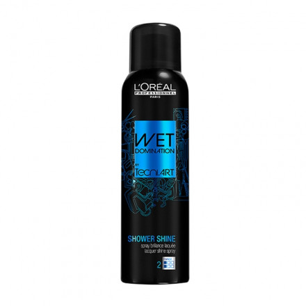 L'Oreal Tecni Art Wet Domination Shower Shine 2 160 ml