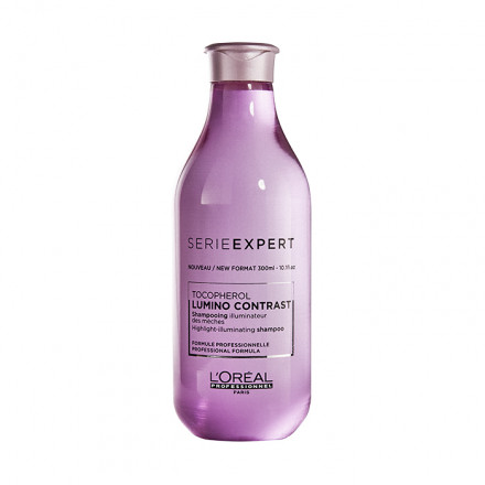 L'Oreal Serie Expert Lumino Contrast Tocopherol Shampoo 300 ml