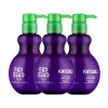 Tigi Kit Bed Head Foxy Curls Contour Cream 200 ml X 3