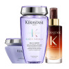 Kerastase Kit Blond Absolu Bain Lumiere + Masque + Night Serum
