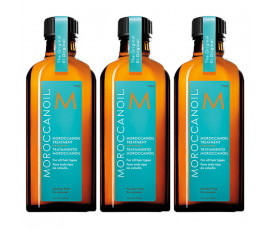 Moroccanoil Kit Treatment 100 ml X 3
