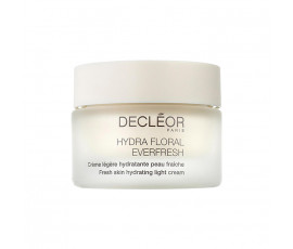 Decleor Paris Hydra Floral Everfresh Fresh Skin Hydrating Light Cream 50 ml
