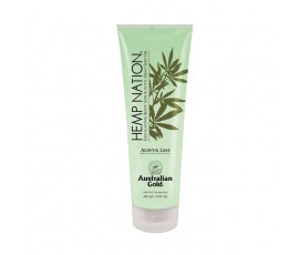 Australian Gold Hemp Nation Agave & Lime Body Scrub 235 ml