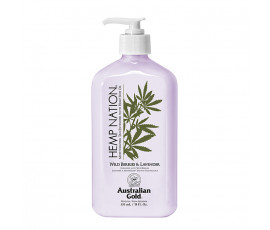 Australian Gold Hemp Nation Wild Berries & Lavender Tan Extender 535 ml