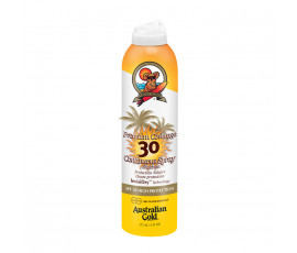 Australian Gold SPF30 Premium Coverage Continuos Spray Sunscreen 177 ml