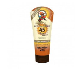 Australian Gold SPF45 Premium Coverage Faces Sunscreen Self-Tanner 88 ml
