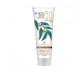 Australian Gold SPF50 Botanical Sunscreen Tinted Face For Rich To Deep Skin Tones 88 ml