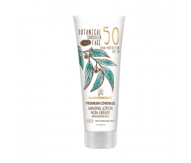 Australian Gold SPF50 Botanical Sunscreen Tinted Face 88 ml
