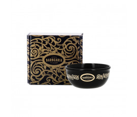 Antiga Barbearia de Bairro Black & Gold Shaving Bowl