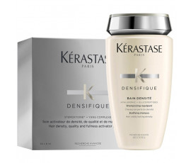 Kerastase Kit Densifique 30 Vials x 6 ml + Bain Densite (Free)