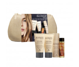 Alterna Kit Bamboo Smooth On-The-Go Travel Set
