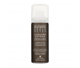 Alterna Bamboo Style Cleanse Extend Translucent Dry Shampoo 35 g