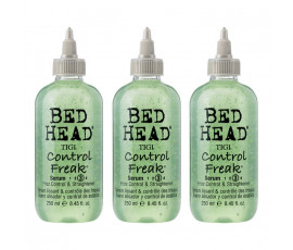 Tigi Kit Bed Head Control Freak Serum 250 ml X 3
