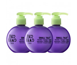 Tigi Kit Bed Head Small Talk 200 ml X 3