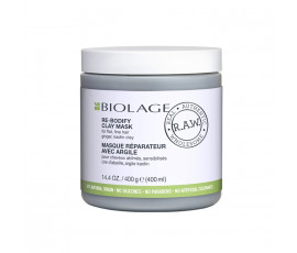 Biolage R.A.W. Re-Bodify Clay Mask 400 ml