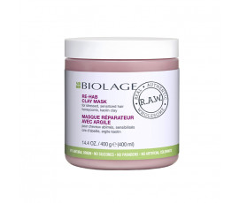 Biolage R.A.W. Re-Hab Clay Mask 400 ml