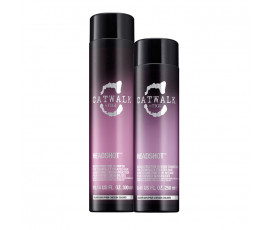 Tigi Kit Catwalk Headshot Reconstructive Shampoo + Conditioner