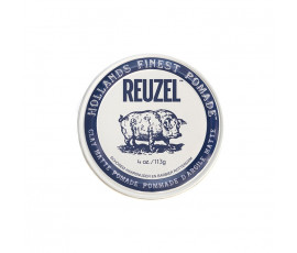 Reuzel Clay Matte Pomade Strong Hold Matte Finish 113 g