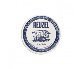 Reuzel Clay Matte Pomade Strong Hold Matte Finish 340 g