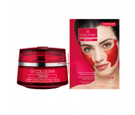 Collistar Kit Lift HD Ultra-Lifting Face And Neck Cream + Ultra-Lifting Patches Cheeks-Eyes-Lips (1 x 2)
