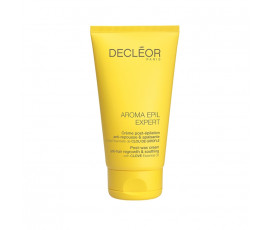 Decleor Aroma Epil Expert Post-Wax Cream Anti-Hair Regrowth & Soothing 50 ml