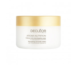 Decleor Aroma Nutrition Nourishing Rich Body Cream 200 ml