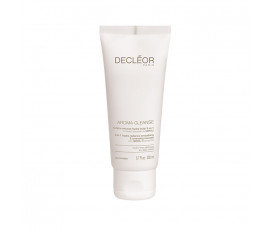 Decleor Paris Aroma Cleanse 3 in 1 Hydra-Radiance Smoothing and Cleansing Mousse All Skin Types 200 ml