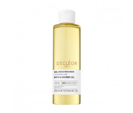Decleor Paris Lavande Fine Bath & Shower Gel 250 ml