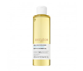 Decleor Paris Neroli Bigarade Bath & Shower Gel 250 ml