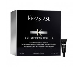Kerastase Densifique Homme 30 Single-Dose Vials x 6 ml