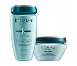 Kerastase Kit Resistance Force Architecte Bain + Masque