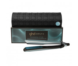 Ghd Platinum+ Glacial Blue Styler + UK Plug