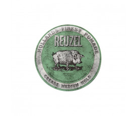 Reuzel Green Pomade Medium Hold Medium Shine 113 g