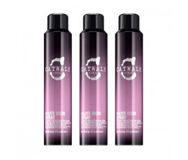 Tigi Kit Catwalk Haute Iron Spray 200 ml X 3