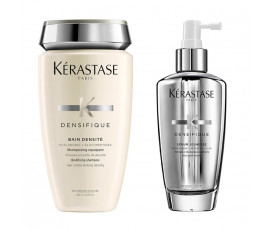 Kerastase Kit Densifique Serum Jeunesse 120 ml + Bain Densite 250 ml (Free)