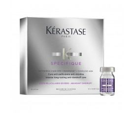 Kerastase Specifique Cure Anti-Pelliculaire Vials 12 x 6ml
