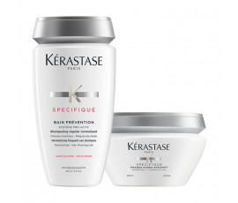 Kerastase Kit Specifique Bain + Masque