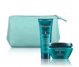 Kerastase Kit Resistance Therapiste Bain + Masque
