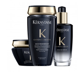 Kerastase Kit Chronologiste Bain + Masque + Oil