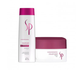 Wella SP Kit Color Save Shampoo + Mask