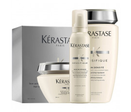 Kerastase Kit Densifique Vials 30 x 6 ml + Bain + Masque + Treatment