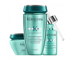 Kerastase Kit Resistance Extentioniste Bain + Masque + Serum